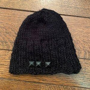 Volcom Black Knit Hat